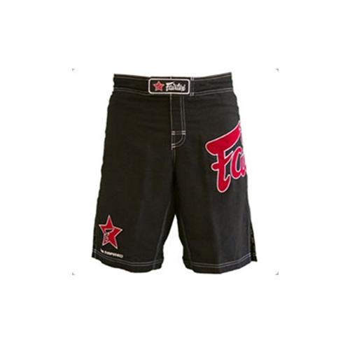 Fairtex Fairtex AB1 Black Board Shorts